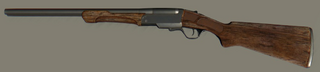 Double-Barrel Shotgun