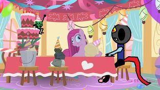 Creepy party