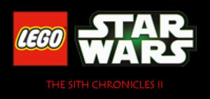 Lego Star Wars The Sith Chronicles II logo