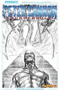 Peter Cannon 07 Cover Ross Sketch