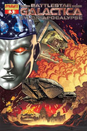 Cylon Apocalypse 03 Cover A