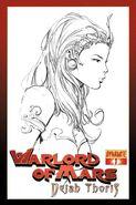 WoM Dejah Thoris 01 Sketch Cover Finch