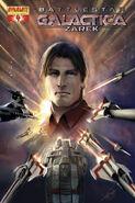 Battlestar Galactica Zarek Vol 1 4-B