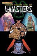 Adolescent Radioactive Black Belt Hamsters Vol 1 1