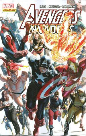 Avengers Invaders (TPB) Vol 1 1