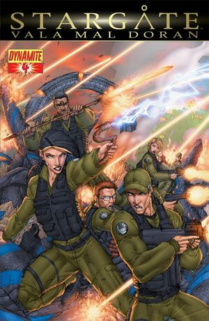 Stargate Vala Mal Doran Vol 1 4