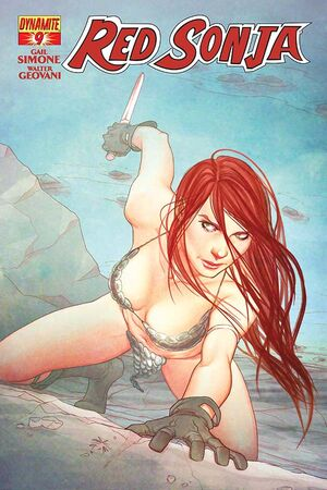 Red Sonja vol 2 09 Cover A