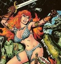 Red Sonja Earth 616