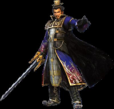 Dynasty warriors 6 conceptart zikNn