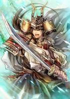 Yorimitsu Minamoto (TKD2)
