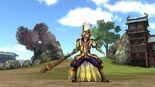 Hideyoshi Toyotomi Weapon Skin (SW4 DLC)
