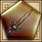 Gilded Sword Badge (HW)