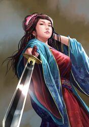Lady Liu - RTKXII