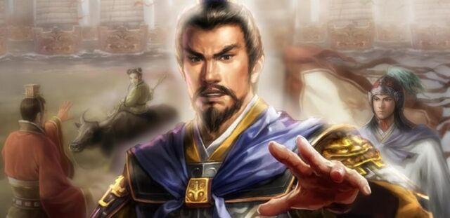 File:Cao Cao, Liu Bei & Zhou Yu - Chibi.jpg