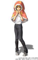 Armin Middle High Costume (AOT DLC)