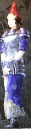 Dancer's Hat (Kessen III)