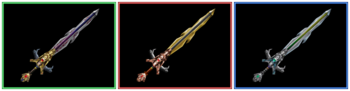 DW Strikeforce - Sword 30