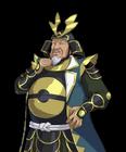 Pokemon Conquest - Generic Warlord 3