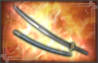 Curved Sword - 3rd Weapon (DW7)