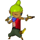 Tetra Alternate Costume (HWL)
