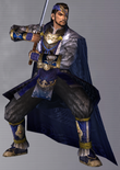 DW5 Xiahou Dun Alternate Outfit