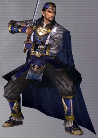 File:DW5 Xiahou Dun Alternate Outfit.png