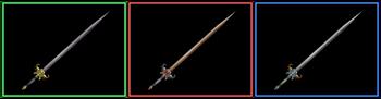 DW Strikeforce - Long Sword 2