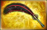 Horsehair Whisk - 6th Weapon (DW8XL)
