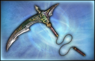 Chain & Sickle - 3rd Weapon (DW8)