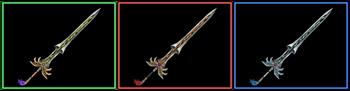 DW Strikeforce - Long Sword 8