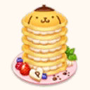File:Pom Pom Purin's Stacked Pancakes (TMR).png