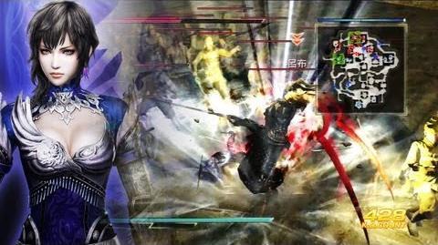 真・三國無双7 王異 峨嵋刺「秘蔵武器獲得戦」修羅 - DLC Emei Daggers Gameplay - Dynasty Warriors 8
