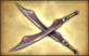 2-Star Weapon - Tornado Blades