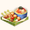Misty Grass - Seafood Chazuke Bento (TMR)
