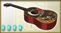 Red Rose Guitar (AWL)