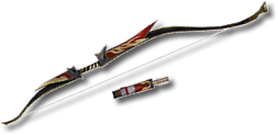 File:Bow & Arrows Render (TKD).png