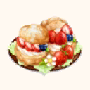 File:Morning-Picked Strawberry Choux a la Creme (TMR).png