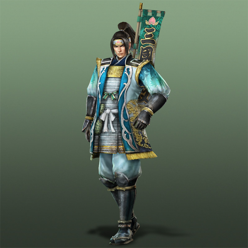 Warriors Orochi 3 9 Tails: Image - ZhaoYun-DW7-DLC-Shu Fairytale Costume.jpg