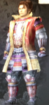 Nobleman's Hunting Armor (Kessen III)