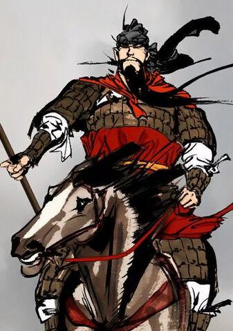 File:Guan Yu Collaboration (ROTK12TB).jpg