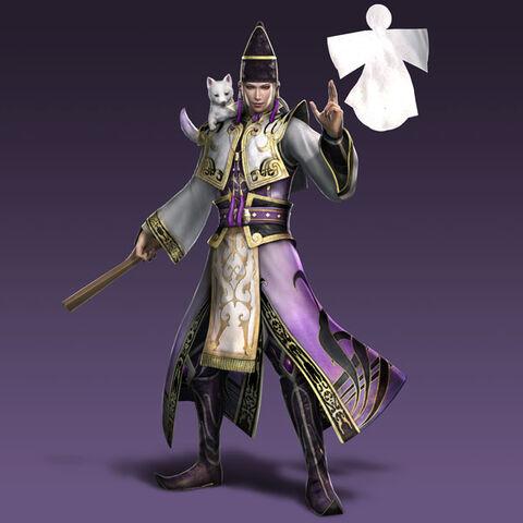 File:Seimei Abe Costume (WO3U DLC).jpg