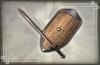 Sword & Shield - 1st Weapon (DW7)