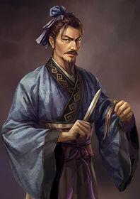 ROTK12 Zhou Fang
