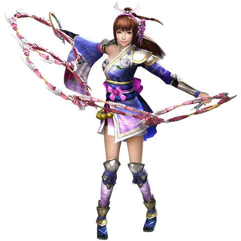 File:Oichi Special Costume (SW4 DLC).jpg