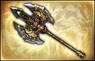 Short Halberd - 5th Weapon (DW8)
