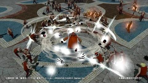 PS4・PS3・PS Vita「ワンピース 海賊無双3」 プレイ動画【バギー】篇