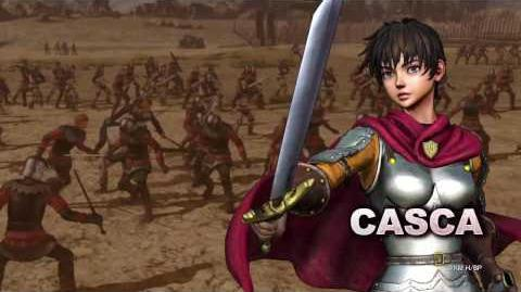 Berserk and the Band of the Hawk - Casca Gameplay Trailer