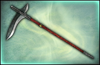 Dagger Axe - 2nd Weapon (DW8)