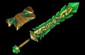 Twin Blades 57 (TKD)