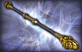 Big Star Weapon (Replica) - Staff of Victory